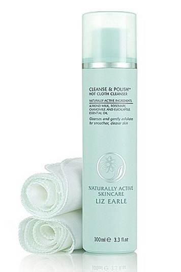 Description: Liz Earle Naturally Active Skincare Cleanse & Polish Hot Cloth Cleanser