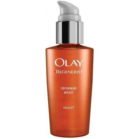 Description: Olay Regenerist night renewal elixir