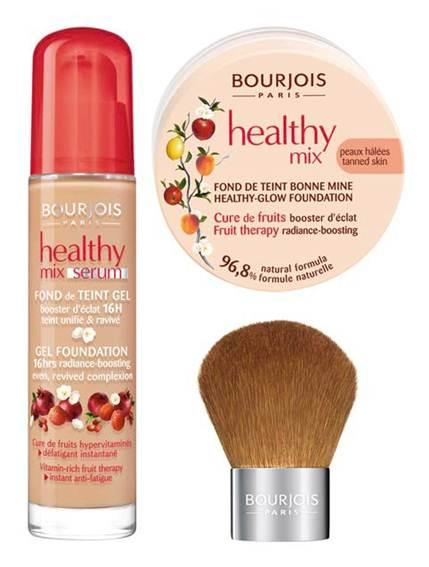 Description: Bourjois Healthy Mix Serum Gel Foundation