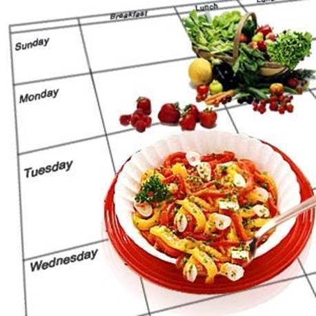 Description: Plan your meals