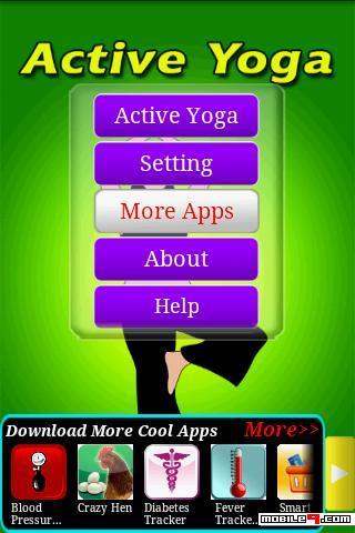 Description: Active Yoga Lite