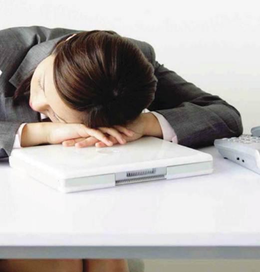 Description: Are You Headed For A Burnout?