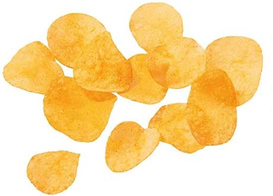 Description: 1. Potato crisps