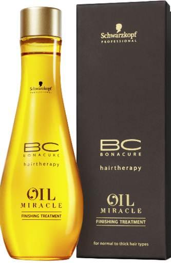 Description: Schwarzkopf Professional BC Oil Miracle Treatment ($25.95)