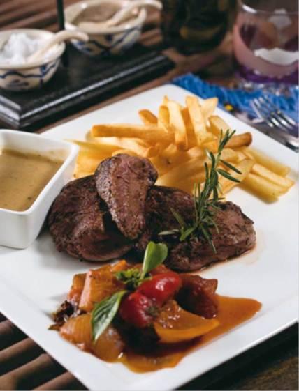 Description: Beef fillet