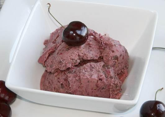 Description: Shepherd's chocolate ice cream