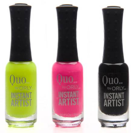Description: Quo by Orly Instant Artist Nail Paint in Charged Up ($4)