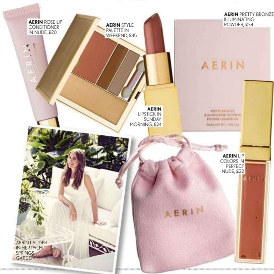 Description: Aerin Lauder's new launch is the essence of understated elegance
