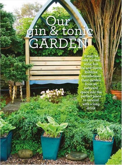 Description: Our Gin & Tonic Garden