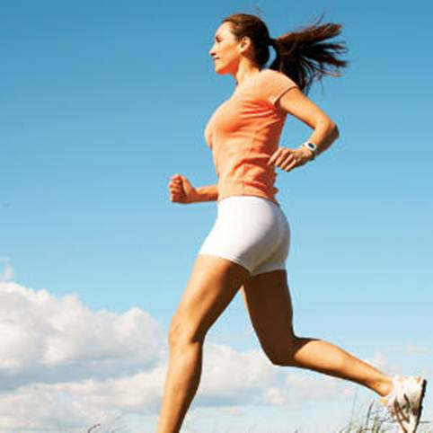 """Description: """"High-intensity exercise breaks down the stored glucose in your muscles very rapidly, which improves insulin sensitivity and, while walking or jogging only uses 20-30% of your muscle cells, HIT activates more than 70%."""""""