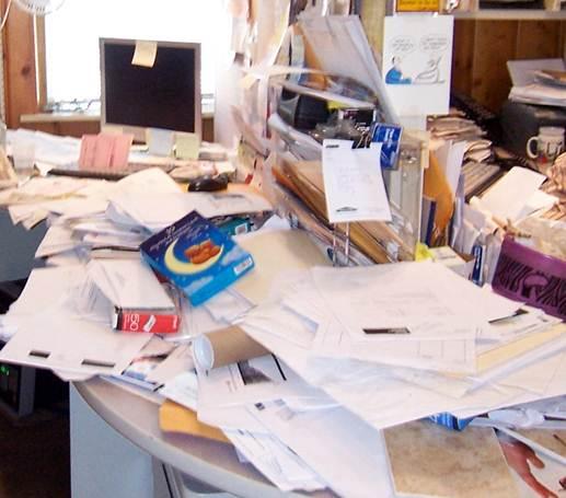 Description: Organise your paperwork