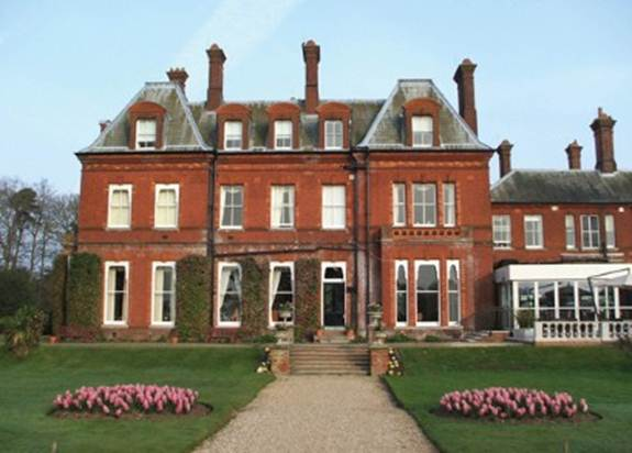 Description: Gracious living at Champneys