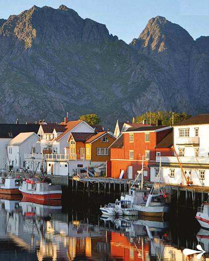 Description: With its wonderful mountains coastline, Norway has much to offer visitors