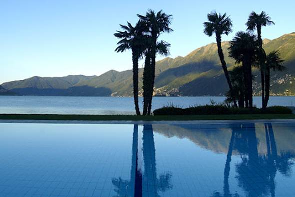 Description: Hotel Eden Roc – Ascona, Switzerland – 5 star luxury resort