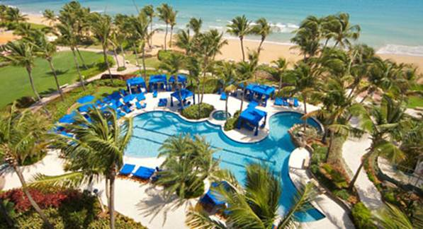Description: Pool at Rio Mar Beach Resort & Spa in Puerto Rico