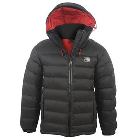 Description:  Goose-down jacket