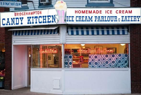 Description: Bridgehampton candy Kitchen