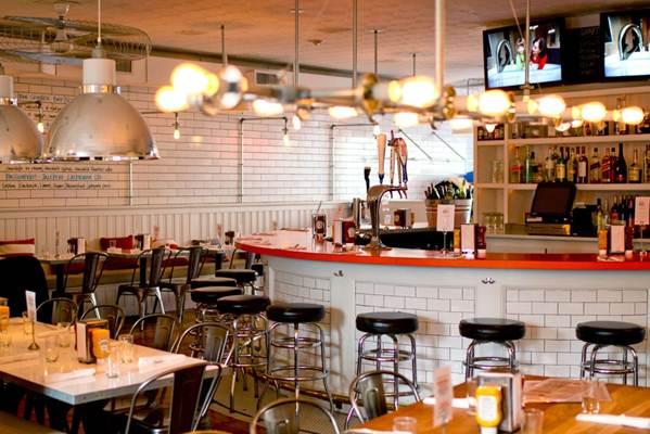 Description: LT Burger, Sag Harbor