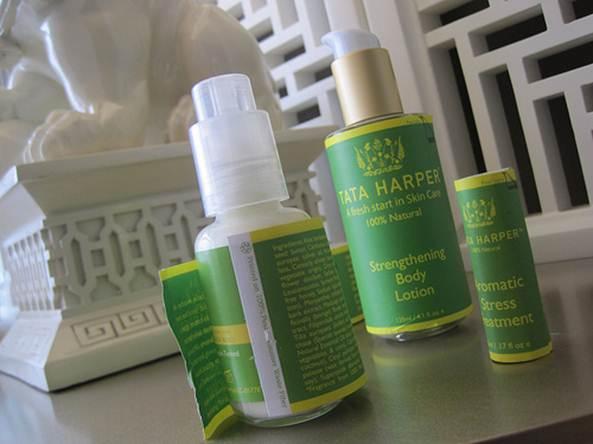 Description: Tata Harper skincare