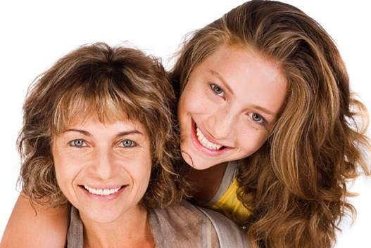 You can take information from your mother's premenopause and menopause and apply it on your situation.