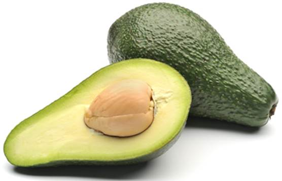 Fat in avocado is mono-unsaturated fat that is very good for health, especially heart.