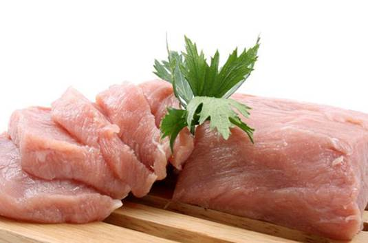 Protein in meat can improve the process of burning fat.
