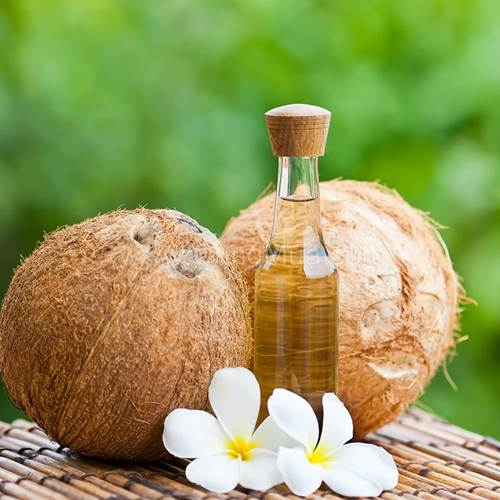 Coconut oil is the kind of oil that is extracted from copra.