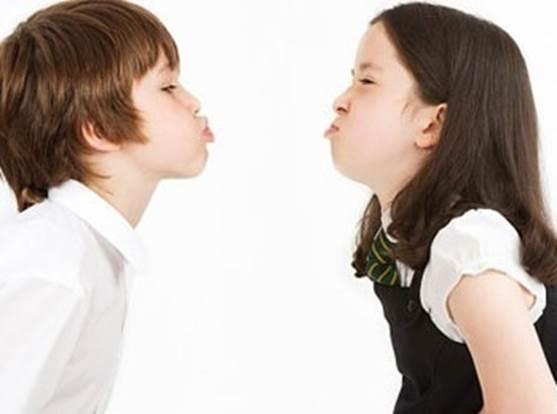 Conflict of children is always the nightmare of parents.