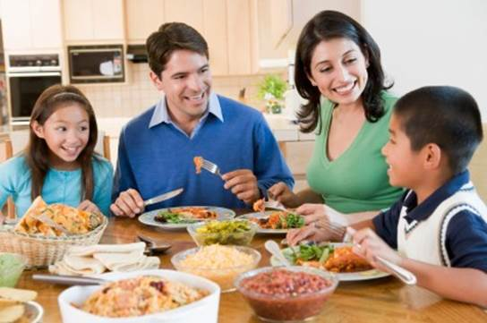 Time for the whole family to stay together is very important and it is the time to bring up the relationship of members.