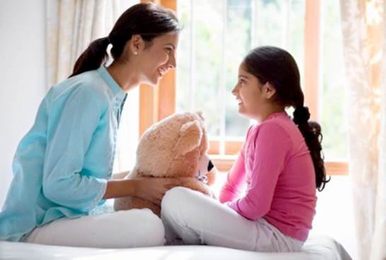 You should talk with your children and find out the things that are taking place in their head.