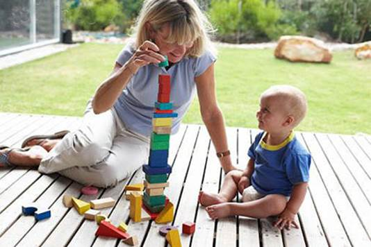 Parents should organize many activities and games repeatedly to practice children's memory.