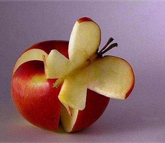 Having an apple a day can help you avoid decays.