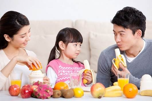 The B group vitamins are largely contained in daily foods.