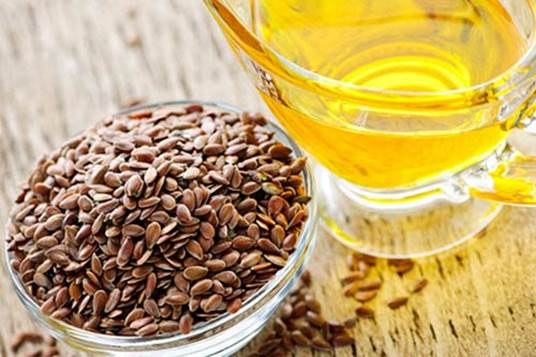 Linseeds and linseed oil are considered to be a good source of plant omega-3 to fetuses.