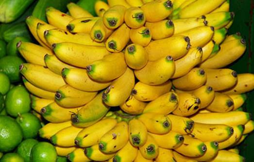 Banana is a nutritious food for women after pregnancy.