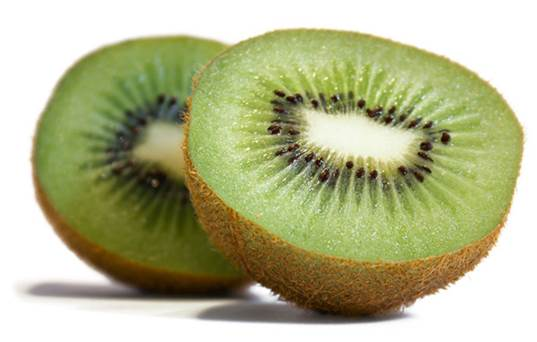 In a kiwi, there's over 20mg magnesium.