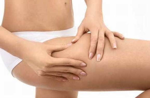 Description: Get your massage technique right to tackle cellulite on a daily basis. You can knead cellulite on your tum