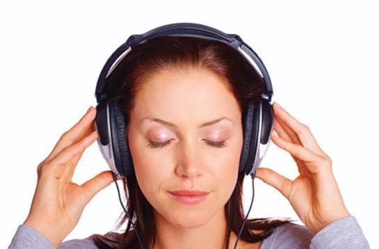 Using headphone less and listening with a suitable volume can help you protect yourselves.