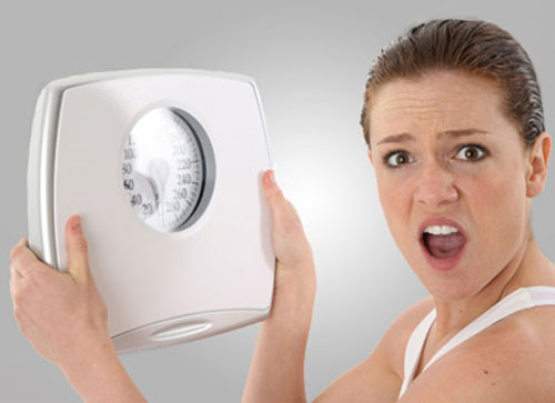 If you are catching some disease, your process of losing weight will have difficulty.