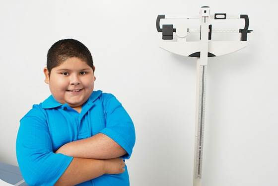 Many teenagers and children are diagnosed to catch diabetes because of being overweight.