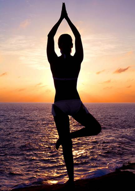 Description: Hatha yoga creates synergy in the body through the effective use of breath