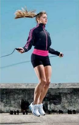Description: Stretch out the calves briefly before repeating two or more times, gradually adding more sets