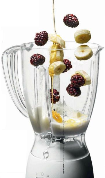 Description: Bigger is better for fruit and vegetables