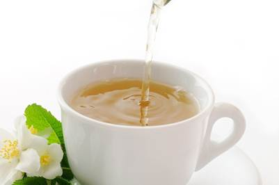 Description: A pleasant cup of tea can reduce morning sickness.
