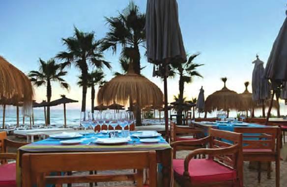 Description: The Beach Club
