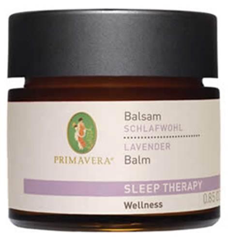 Description:   Massage Primavera Sleep Therapy Lavender Organic Sleep Balm
