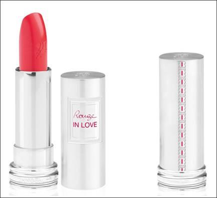 Description: Lancôme Rouge in Love Lipcolor