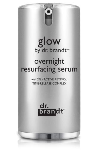 Description: Glow by Dr. Brandt Overnight Resurfacing Serum