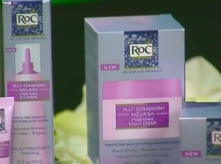 Description: RoC Multi Correxion Nourish Stress Repair Eye Cream