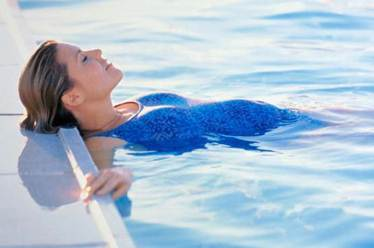 Description: Swimming (or other water exercises)